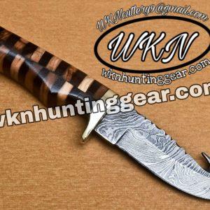 Gut Hook Skinner Knife