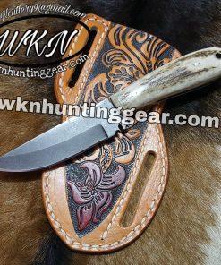 High Carbon 1095 Steel Skinner knife